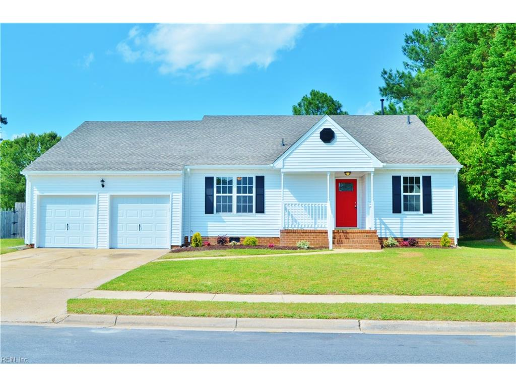 3228 MISTLETOE Way, Chesapeake, VA 23323, Mill Creek - SOLD LISTING ...
