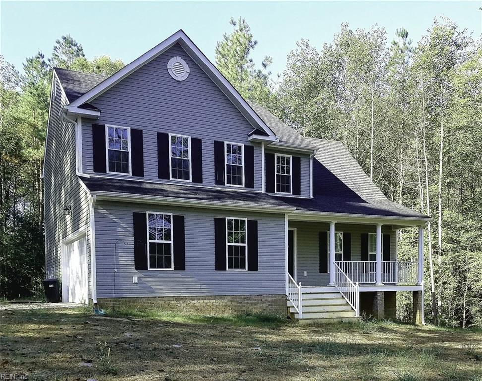 1885 Lower Mill Road, Mill Station, Powhatan County, VA 23139