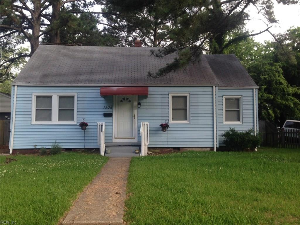 1308 Jenifer Street, Norfolk, VA 23503