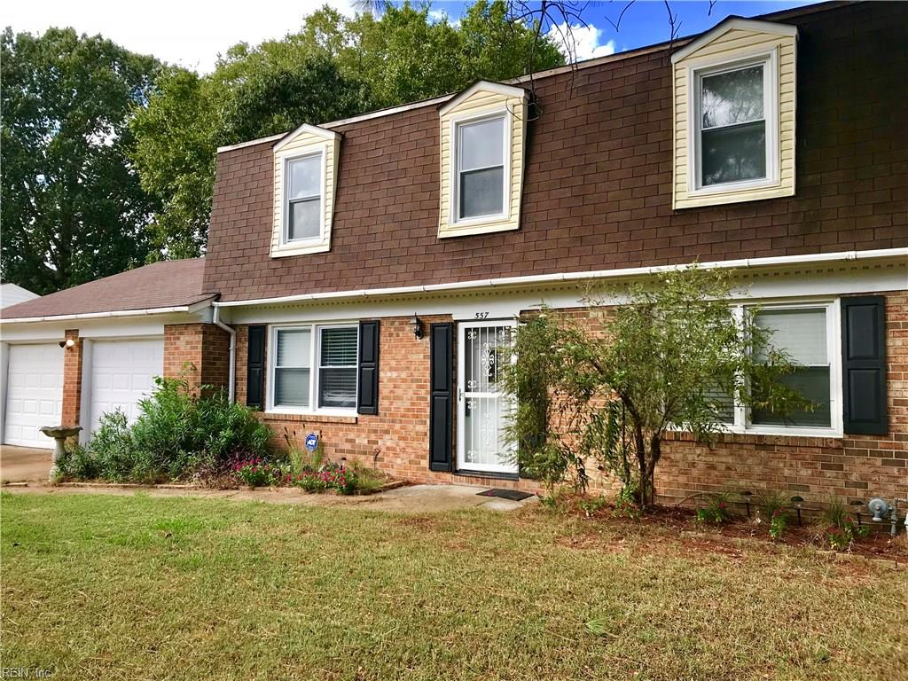 557 S Rosemont Road Windsor Woods Virginia Beach Va 23452