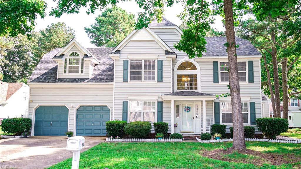 600 Channing Arch, Chesapeake, VA 23322, Stonegate - SOLD LISTING, MLS #  10265870 | Rose & Womble Realty, LLC